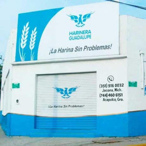 Harinas Guadalupe, CEDI Acapulco