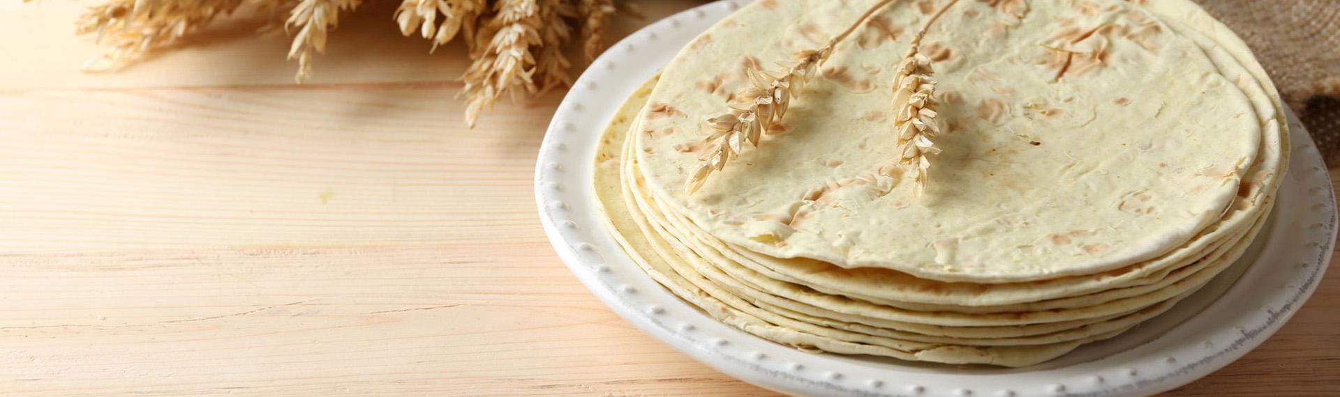 Harinas Guadalupe, Tortillas de Harina