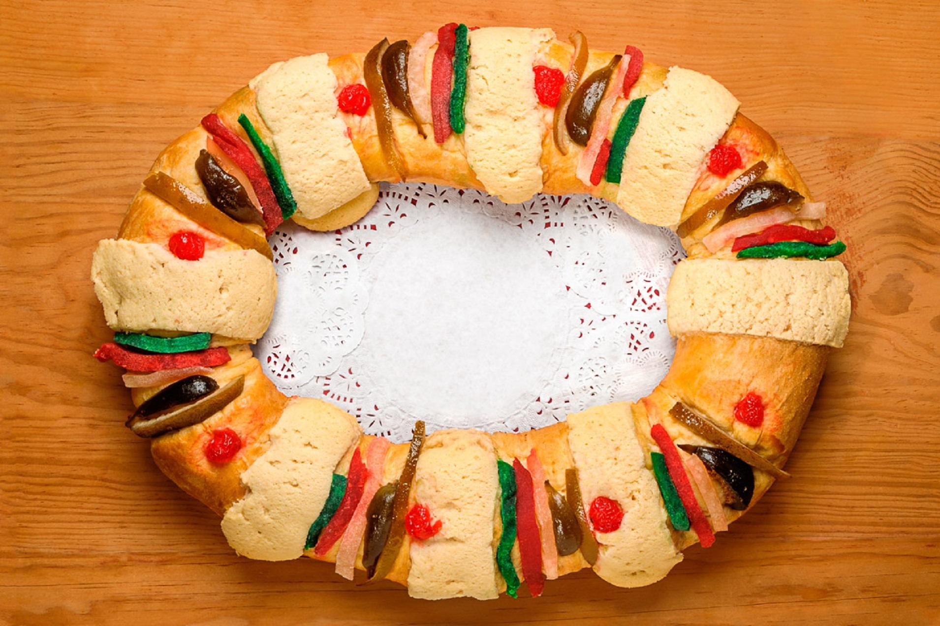 Harinas Guadalupe, Rosca de Reyes