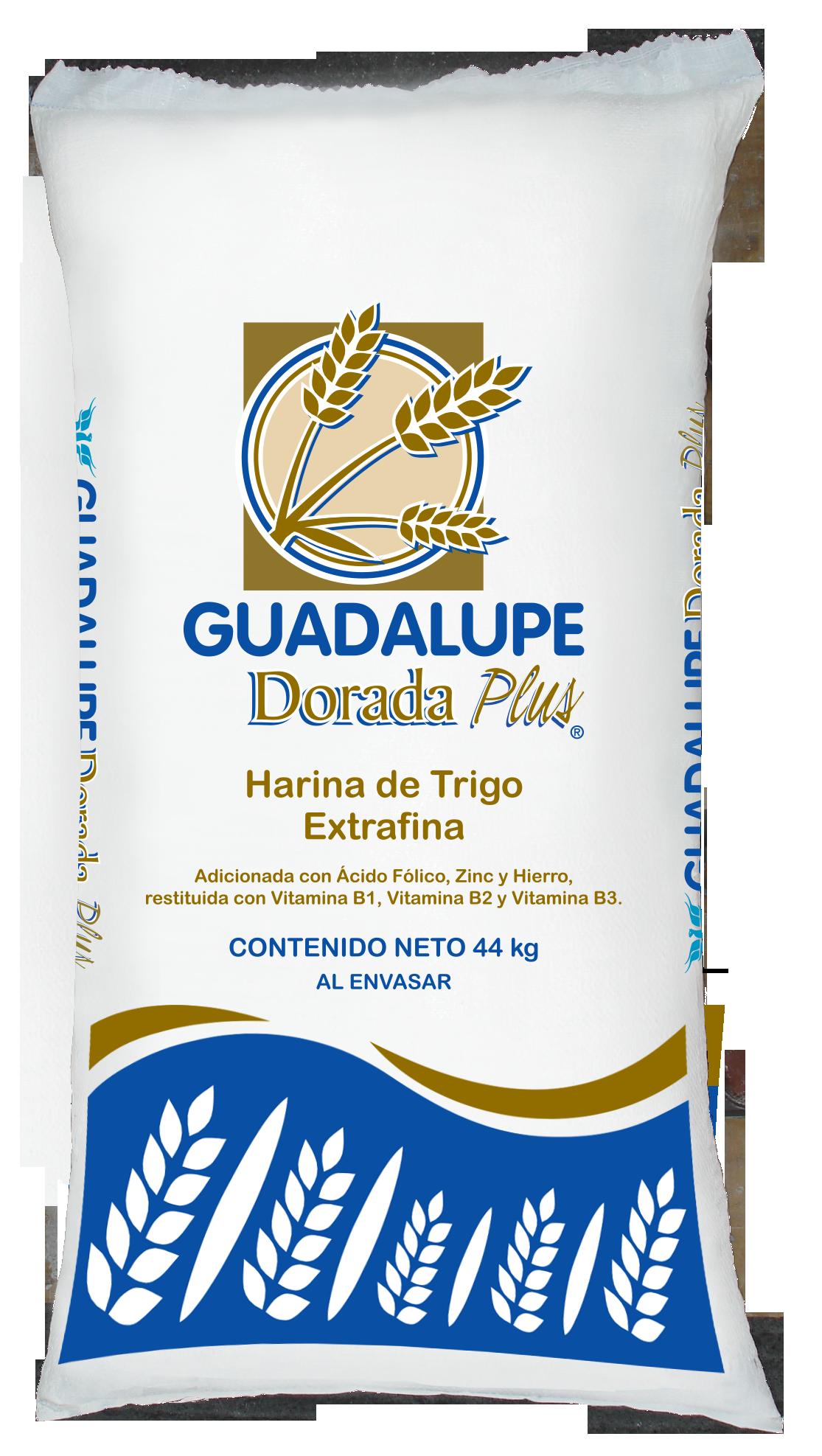 Harina de Trigo Guadalupe Dorada Plus